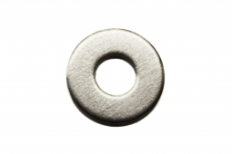 "1/4"" Stainless Steel Flat-Washer"
