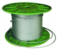 "1/4"" Stainless Steel Cable 500' Roll"