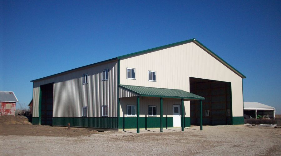 Post Frame buildings are an affordable and quality solution when looking for a utility building.